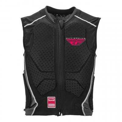 Gilet de protection Fly Racing Barricade sans manches noir