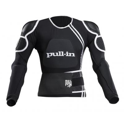 Gilet de Protection Pull-in noir/blanc