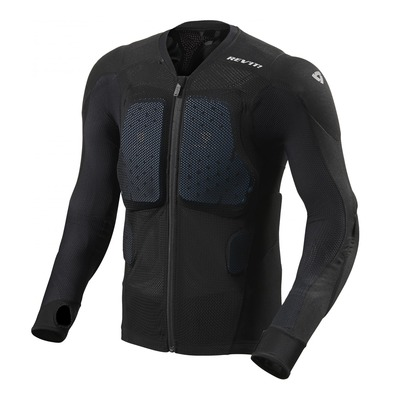 Gilet de protection Rev'it Proteus noir