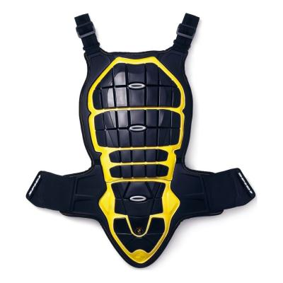 Gilet de protection Spidi DEFENDER B&C 170-180 noir/jaune