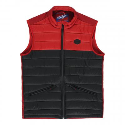 Gilet Furygan Gordon noir/rouge