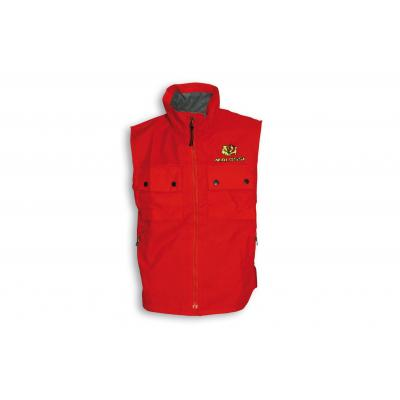 Gilet Malossi rouge