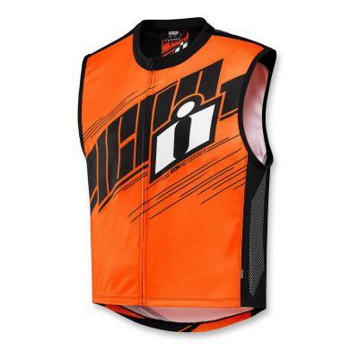 Gilet textile Icon Mil-Spec 2 orange