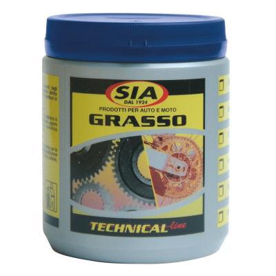 Graisse à roulement Sia résistante à l'eau 250 ml