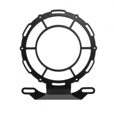 Grille de protection de phare noire C. Racer pour Suzuki SV 650 2017