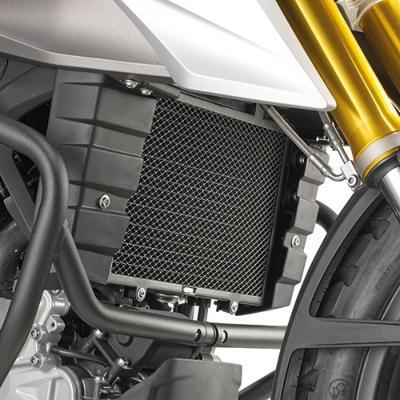 Grille de protection de radiateur Givi en inox BMW G 310 GS 17-20 noir