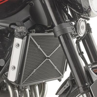 Grille de protection de radiateur Givi en inox Kawasaki Z 900 RS 2018 noir