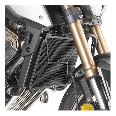 Grille de radiateur Givi en acier inox Honda CB 650R 19-21 noir