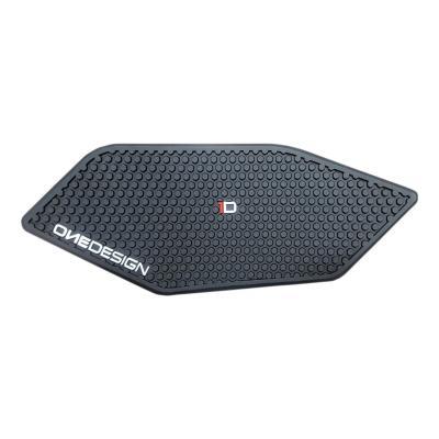 Grip de réservoir Onedesign noir HDR227 Yamaha YZF-R6 08-16