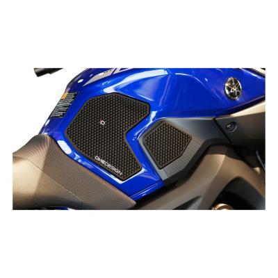 Grip de réservoir Onedesign noir HDR231 Yamaha MT-09 14-19