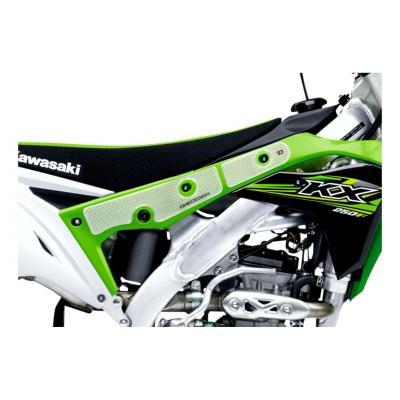 Grip de réservoir Onedesign transparent HDR1002 Kawasaki KX 250 F 17-19