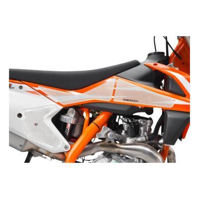 Grip de réservoir Onedesign transparent HDR1003 KTM EXC-F 350 17-19