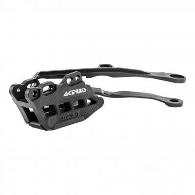 Guide chaîne et patin de chaîne Acerbis Kawasaki 450 KX-F 19-20 noir