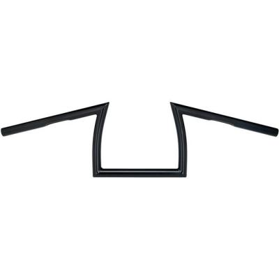 Guidon Biltwell Keystone XL noir Ø 25,4 mm