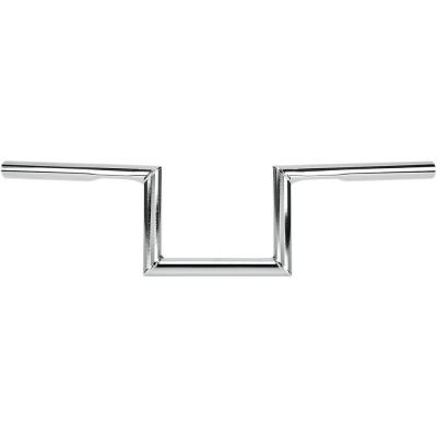 Guidon Biltwell Zed bar diamètre 22mm chrome