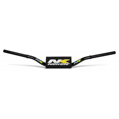 Guidon sans barre Neken Replica Factory Team YZF noir/jaune