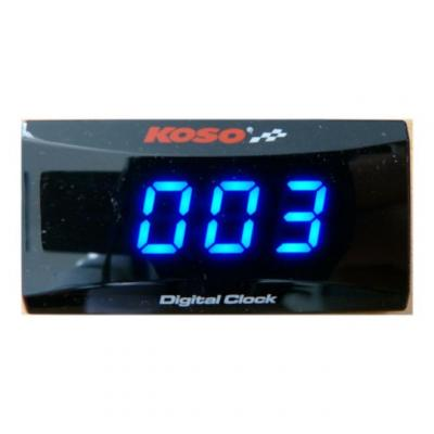 Horloge Koso Super Slim noire