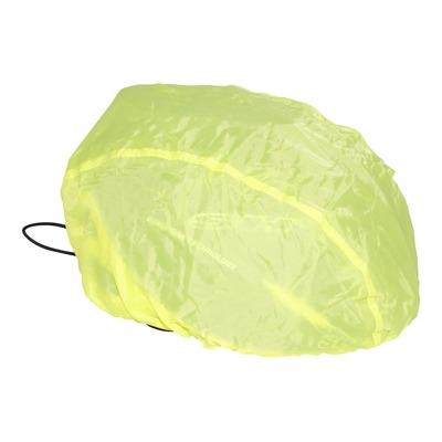 Housse de casque imperméable fluo