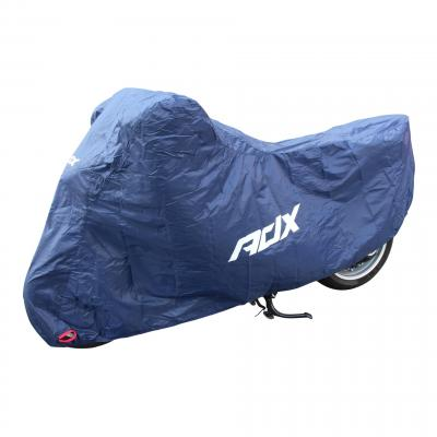 Housse de protection moto ADX étanche bleu M