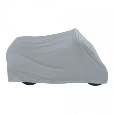 Housse de protection custom Nelson Rigg Dust L gris