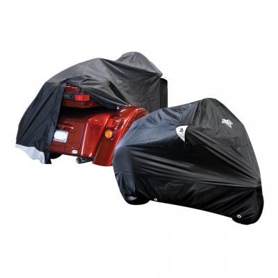 Housse de protection custom Nelson Rigg Dust Trike XL 165 cm grise