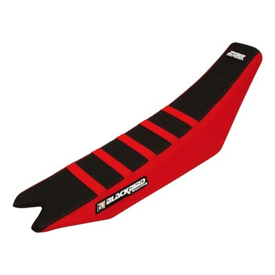 Housse de selle Blackbird Racing Zebra Beta 250RR 13-19 rouge/noir