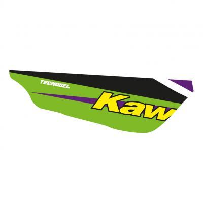Housse de selle Réplica Team Kawasaki 98 Tecnosel Kawasaki 125 KX 94-98