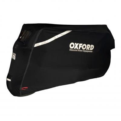 Housse moto extérieur Oxford Protex stretch noir