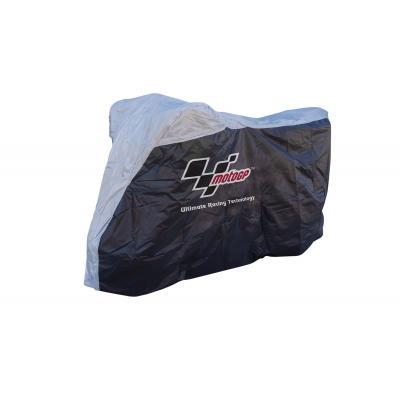 Housse moto noire et grise MotoGP L