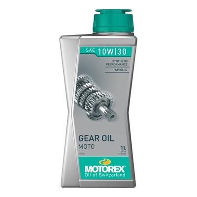 Huile boîte de vitesse Motorex Moto Gear Oil 10W30 1L