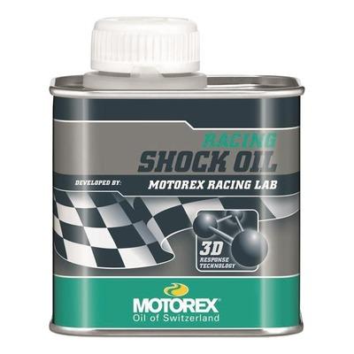Huile d'amortisseur Motorex Racing Shock Oil 250ml