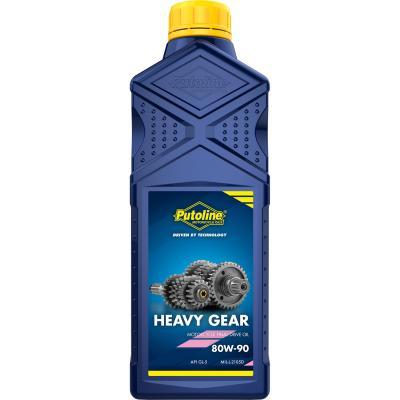Huile de boîte Putoline Heavy Gear 80W90 (1 Litre)