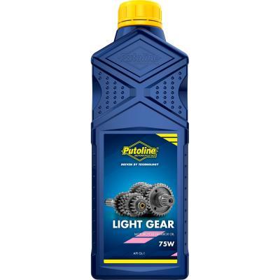 Huile de boîte synthétique Putoline Light Gear 75W (1 Litre)