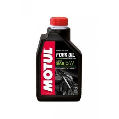 Huile de fourche Motul Fork Oil Expert Light 5W 1L