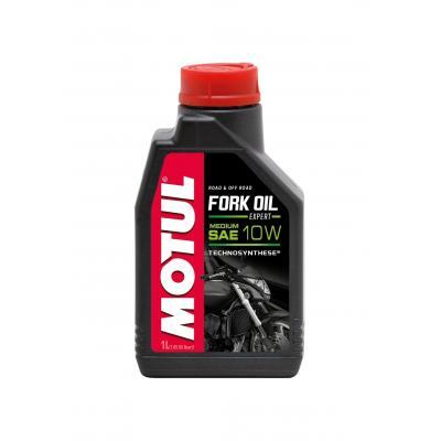 Huile de fourche Motul Fork Oil Expert Medium 10W 1L