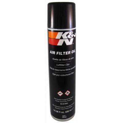 Huile filtre à air K&N 362ml