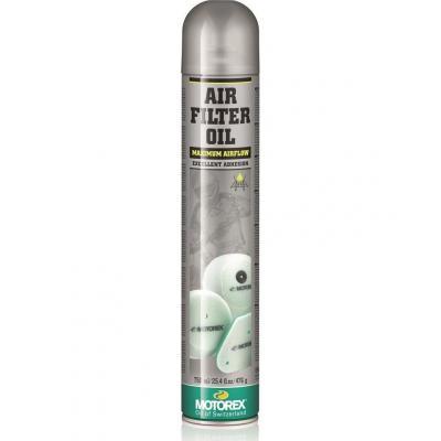 Huile filtre à air Motorex 750ml