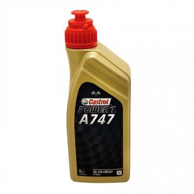 Huile moteur 2T Castrol A747 1l