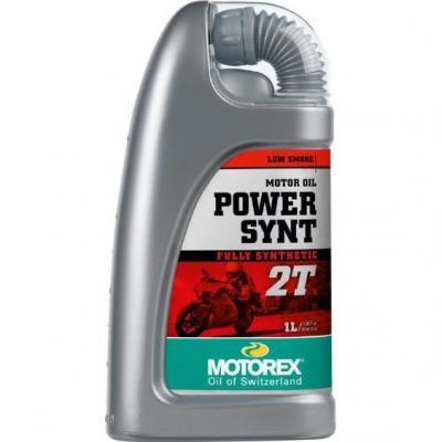 Huile moteur 2T Motorex Power Synt 1L