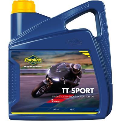 Huile moteur 2T synthétique Putoline TT Sport (4 Litres)