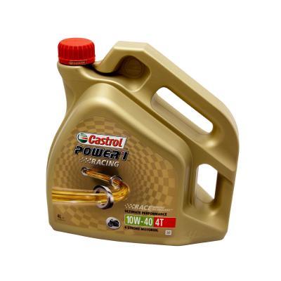 Huile moteur 4T Castrol Power 1 Racing 10W40 4l