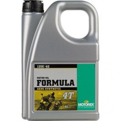 Huile moteur 4T Motorex Formula 10W40 4L