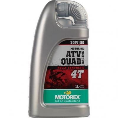 Huile moteur 4T Motorex Quad Racing 10W50 1L