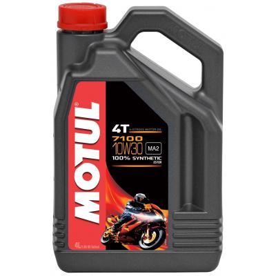 Huile moteur 4T Motul 7100 10W30 4L