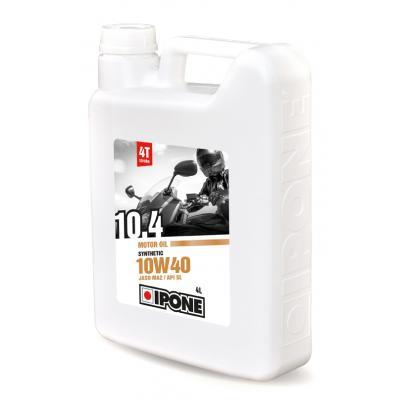 Huile moteur Ipone 10.4 - bidon de 4 Litres