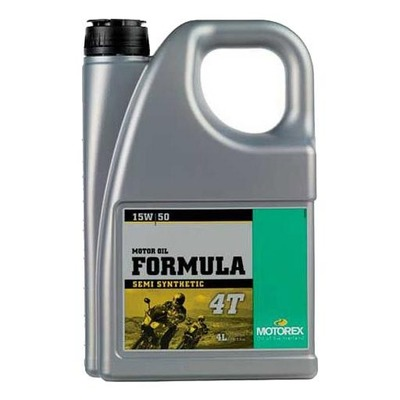 Huile moteur Motorex Formula 4T 15W50 4L