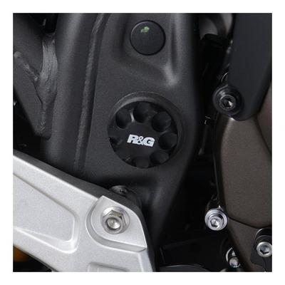 Insert de cadre R&G Racing noir côté gauche Yamaha Ténéré 700 19-21