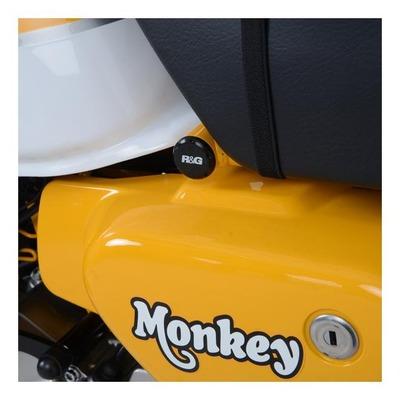 Insert de cadre R&G Racing noir Honda Monkey 125 18-21