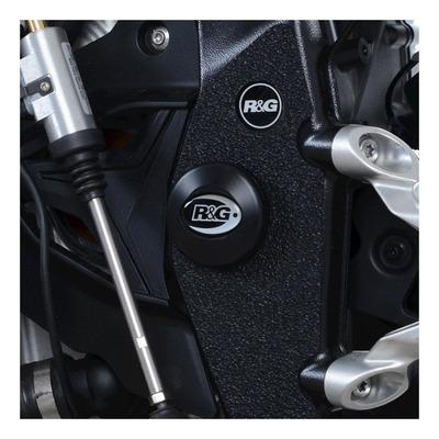 Inserts de cadre R&G Racing noir Kawasaki Z 1000 H2 20-21