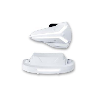 Intercom HJC Smart 20B blanc mat